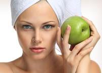 Маски из яблок для кожи