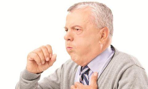 Симптом кашля возникает при сердечной недостаточности.