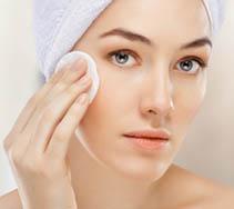 Как смыть макияж