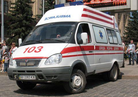 От быстрого вызова скорой помощи зависит жизнь пациента.