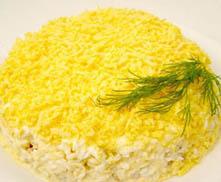 Как приготовить салат из курицы с рисом