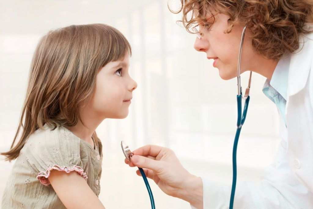 Ревматическое поражение сердца часто встречается у детей