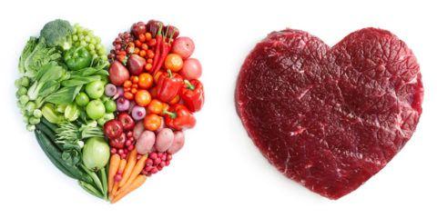 Не все мясо одинаково полезно при заболеваниях сердца