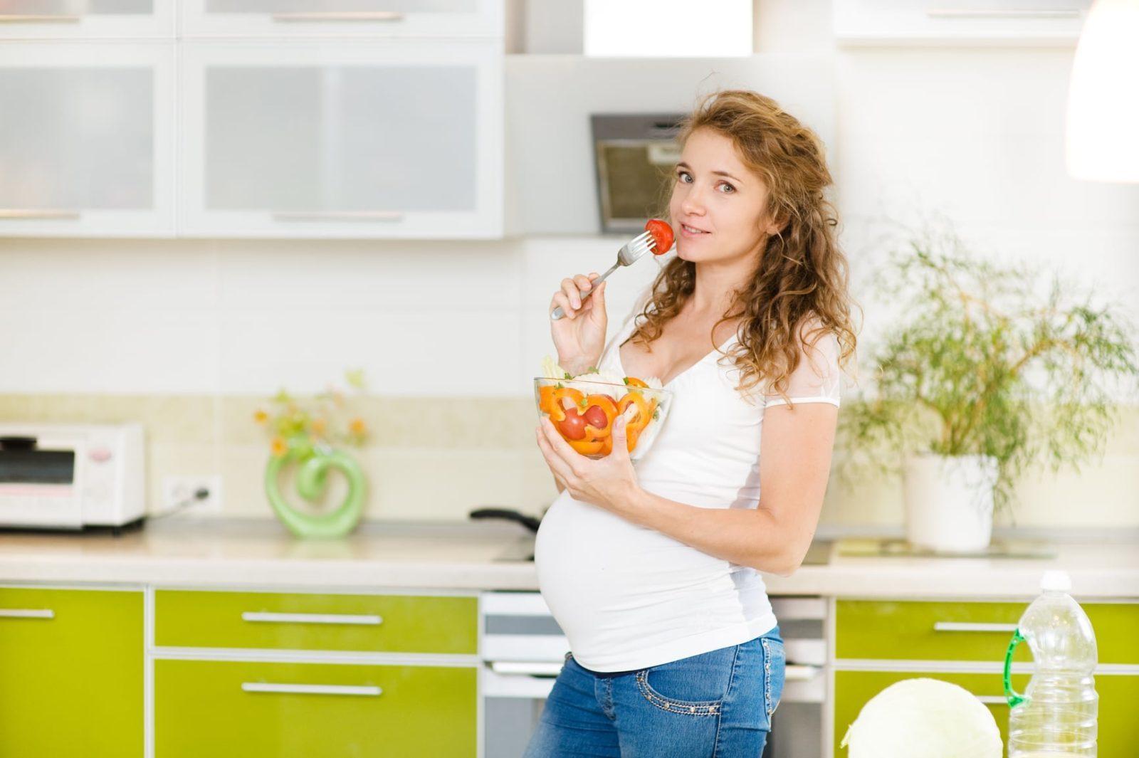 Как сохранить крепкий иммунитет во время беременности