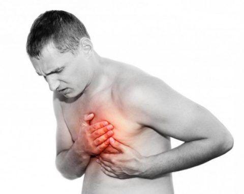 Боль в сердце должна заставить человека обратиться за помощью