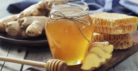 Имбирь и мед – природные средства для нормализации работы сердечно-сосудистой системы