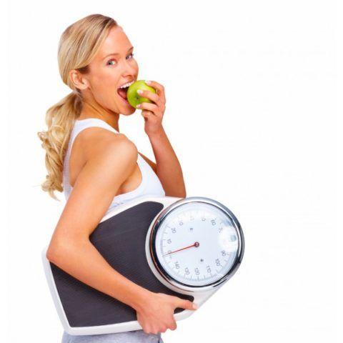 Уменьшение веса нормализует давление