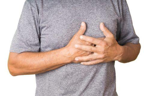 Боль в груди, дискомфорт и одышка – серьезный повод показаться кардиологу