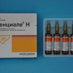 Препараты для восстановления печени после отравления алкоголем