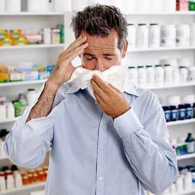 При гриппе высокое давление
