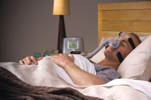 СИПАП- прибор поможет избавиться от обструктивной формы ночного апноэ