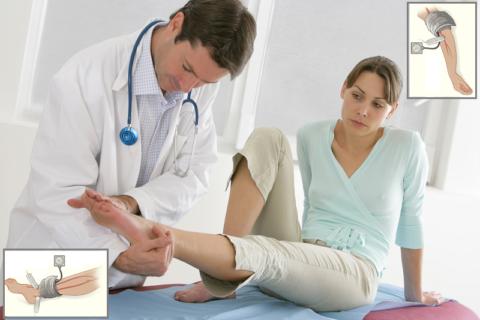 Главный клинический признак первичной гипотонии – снижение сопротивления периферических сосудов