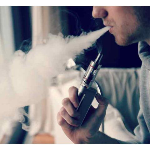Курильщики – группа риска при возникновении аневризмы.