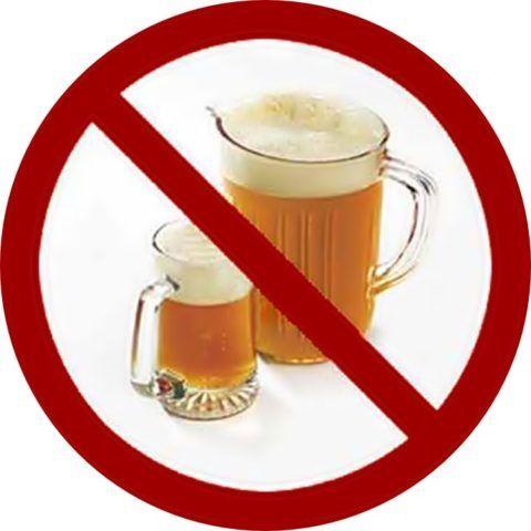 При болезнях сердца лучше не употреблять алкоголь