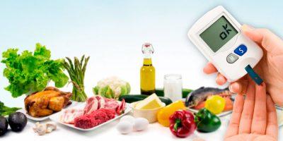 – Диета обязательный элемент при лечении сахарного диабета