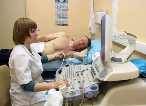 Эхокардиография не требует специфической подготовки