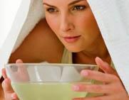 Паровые ванночки для комбинированной кожи лица