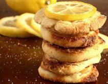 Как приготовить лимонно-имбирное печенье