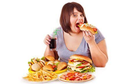Несбалансированный рацион питания