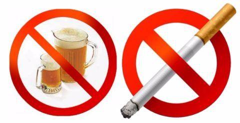 Курение и алкоголь – не основная причина сердечных патологий.