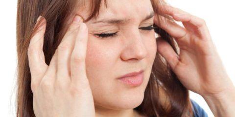 Головная боль – признак гипертонии
