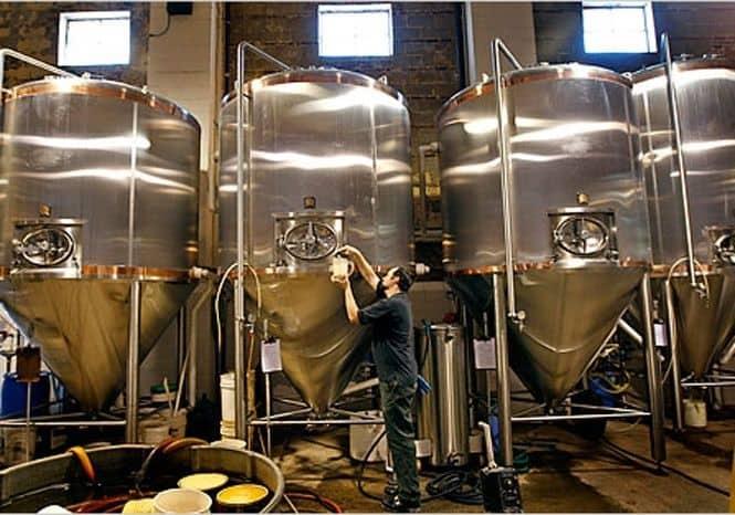 Частная пивоварня. Производство пива и кваса.