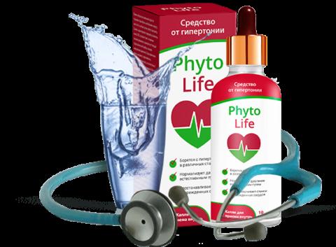 Капли растительного происхождения PhytoLife