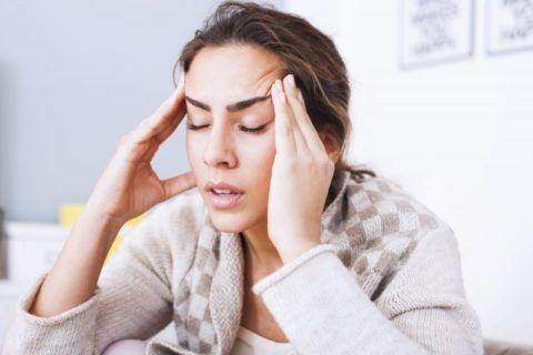 Мигренеобразная головная боль – симптом гипертонии