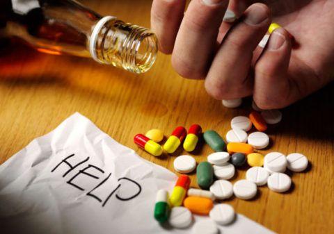 Передозировка медикаментами