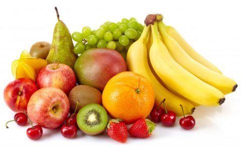 Ежедневное потребление свежих фруктов стабилизирует работу сердца и сосудов.