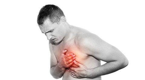 Стенокардия при гипертензии