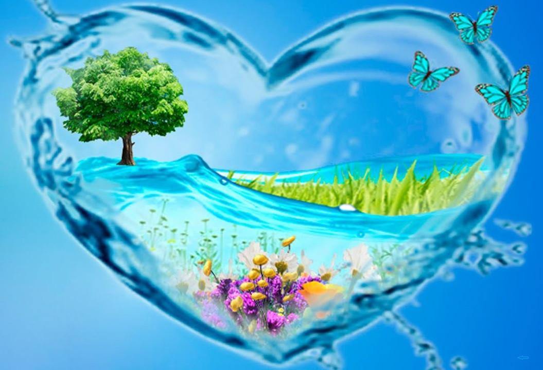 Вода живительный источник для человека
