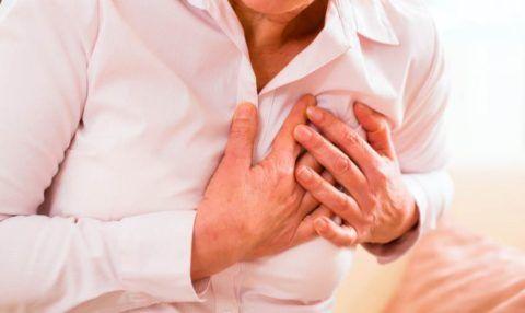 Хроническая сердечная недостаточность часто служит причиной инвалидности