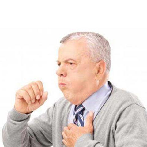 Нехватка воздуха и отдышка – последствия аневризмы.