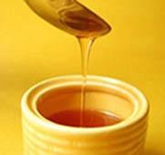 Очищение кожи лица медом