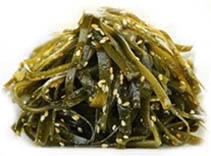 Что приготовить из морской капусты (ламинарии)
