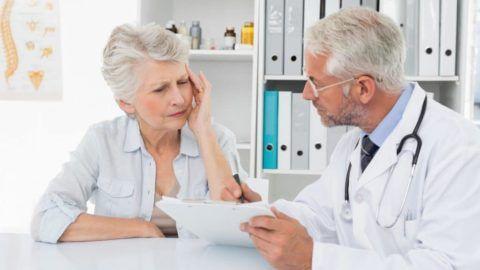 Сбор анамнеза болезни
