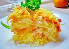 Салат Французский с сыром