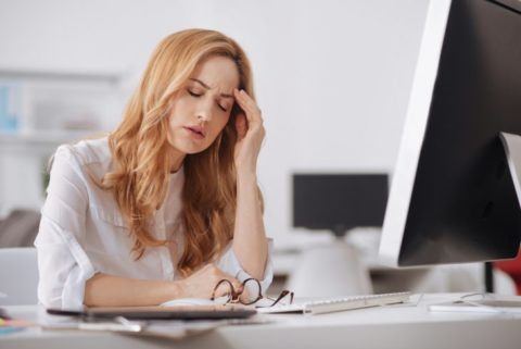 Утомляемость и головные боли