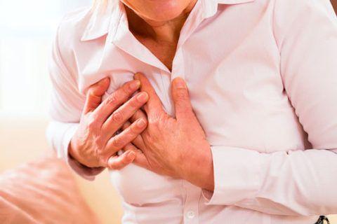 Тяжелая форма сердечной недостаточности