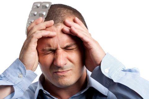 Длительная головная боль может быть очень изнуряющей