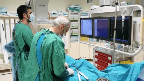 Методика абляционной деструкции позволяет избавиться от пароксизмальной тахикардии