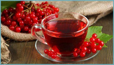 Гипотензивный чай
