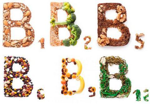 Группа витаминов В обеспечивает нормальное функционирование всей сердечно-сосудистой системы.
