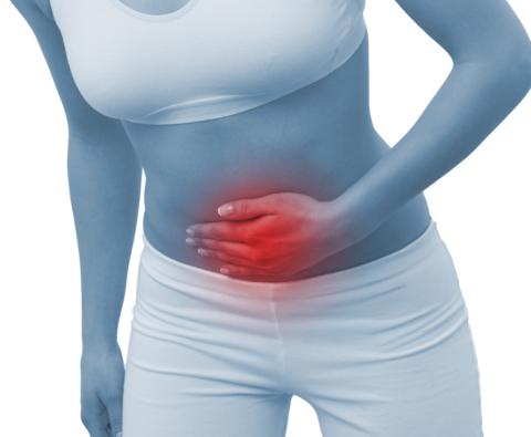 Острая боль в области желудка – признак абдоминального инфаркта.