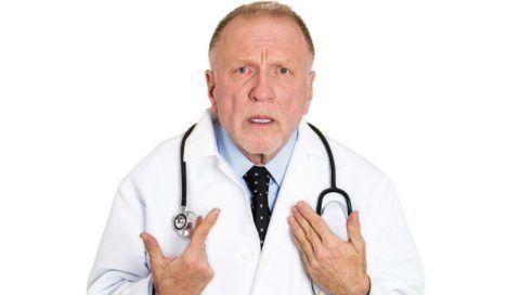 Сомневаетесь в квалификации — меняйте врача