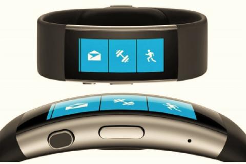 Найти умный браслет под Windows Mobile сложно, но можно – Microsoft Band 2