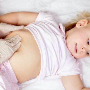 Увеличение желчного пузыря в детском возрасте