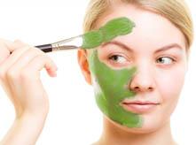 Маска для чувствительной кожи лица из трав