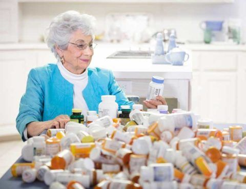 Не каждый пациент разбирается в многообразии лекарств